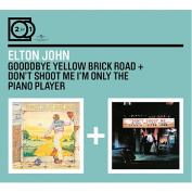 2 for 1 Goodbye Yellow Brick Rd/Dont Shoot Me CD