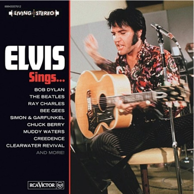 Elvis Sings CD