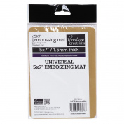 Couture Creations Universal Embossing Mat 5cm x 7cm
