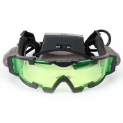 Gearmax® High Quality Night Vision Goggles with Flip-out LED Light For Night Activities