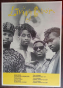 LIVING COLOUR [POSTER]
