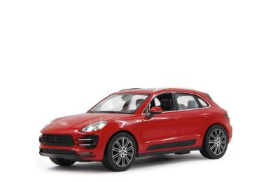Jamara 405029 Porsche Macan, Vehicle, 1: 14 Scale 40MHz Red