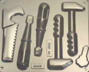 CARPENTERS TOOL CHOCOLATE MOULD