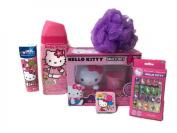 Hello Kitty Beauty, Bath and Smile Gift Set