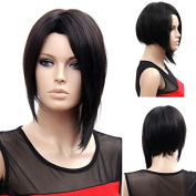 New Fashion Women/ladies 35cm short Hair Cosplay/costume/anime/party/bang Full Sexy Wig