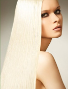 Yotty PU Tape in 100% Remy Human Hair Extensions Straight Beauty Style Light Blonde 20pcs 30g 41cm