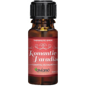 Romantic Paradise Essential Oil Synergy Blend - 100% Pure Essential Oils Blend for Romance By Aviano Botanicals