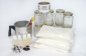 Palm Wax Candle Making Kit