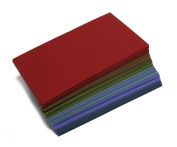 Colour Paper Business Cards (120) Paper BB01- Blank