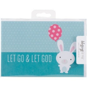 Illustrated Faith Basics Blessings By Mail Postcards-Animals