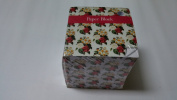 The GiftedstationeryRedoute Floral paper Block
