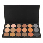 FiveBull Professional 18 Colours Eyeshadow Palette Set Waterproof Makeup Eyeshadow Kit Set