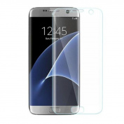 Galaxy S7 Edge Screen Protector [Full Coverage], GOTD [3D Full Curved Edge] Screen Protector for Samsung Galaxy S7 Edge [Edge to Edge], Extreme Clarity Invisible Shield