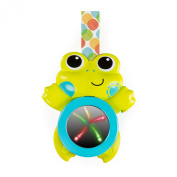 Bright Starts Baby Toys, Lights & Laughs Frog