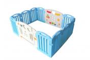 Baby Playpen Kids 14 Panel Safety Play Centre Yard Home Indoor Outdoor Pen
