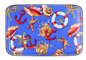 Seashell Armoured Credit Card RFID Blocking Wallet and Cash Holder