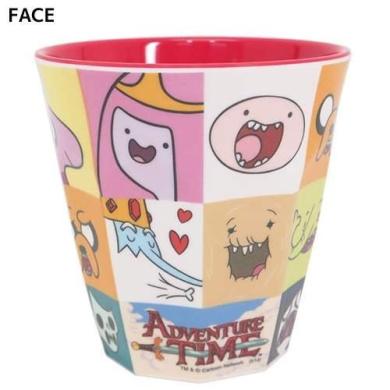 Adventure Time [melamine cups] melamine cup / 2nd Cartoon Network [FACE]