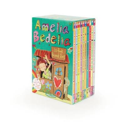 Amelia Bedelia Chapter Book 10-Book Box Set (Amelia Bedelia)