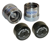 Bearing Buddy® Stainless Steel Bearing Protectors (2.441) With Bras - Pair