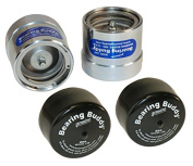 Bearing Buddy® Chrome Bearing Protectors (2.441) With Bras - Pair