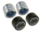 Bearing Buddy® Stainless Steel Bearing Protectors (1.980) with Auto Cheque With Bras - Pair