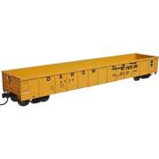 HO Trainman 16m Evans Gondola, D & RGW #6036