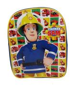 Fireman Sam Plain Value Backpack