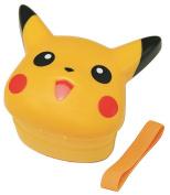 Pokemon XY face type lunch boxe/ Pikachu /261992 LBD3 2-tier lunch box/Pokemon / children / kids/skater