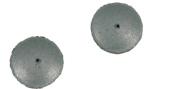 Cratex Rubberized Abrasive Wheels Knife 5/8 Coarse Box of 100