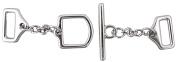 Chain Cuff Link Clasp Closure in Nickel Finish