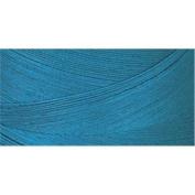 YLI Corporation V37-356 Star Mercerized Solids Cotton Thread, Blue Turquoise