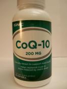 GNC CoQ-10 200mg 60 Capsules