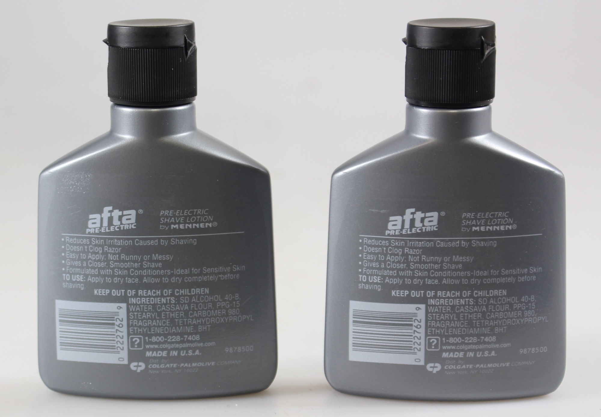 Mennen Afta Pre Electric Shave Lotion 90ml Pack Of 2 By Mennen