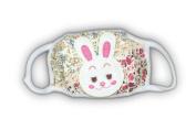 Child's Allergy Mask - Smiling Rabbit