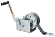 Dutton-Lainson DL2500AS 1130kg Plated Pulling Winch with 25- Feet Strap