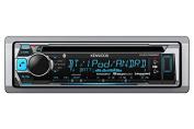 kenwood KMRD365BT Marine CD Single DIN In-Dash Bluetooth Car Stereo Receiver