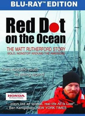 Red Dot on the Ocean