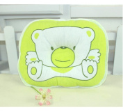 Dealglad® New Cute Bear Baby Infant Toddler Soft Cotton Anti-roll Prevent Flat Head Sleeping Shaping Positioner Support Pillow