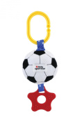 "Little Sport Star ""Soccer Zippee"" Plush Toy"