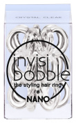 invisibobble Nano Hair Ring, Crystal Clear