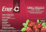 Ener-C Cranberry Sachets - Pack of 30