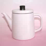 Kettle 1.5 Litre Enamel (Pink)