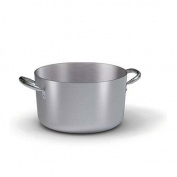 Medium Saucepan with 2 Handles, Aluminium Ballarini 36 cm