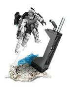 Mega Bloks Call of Duty Advanced Warfare JETPACK FIGHTER Building Kit