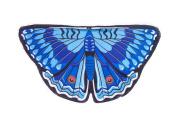 Dreamy Dress-Ups Wings, Royal Blue Butterfly