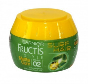 6 x Garnier Fructis Style Surf Hair Matte Gum 150ml