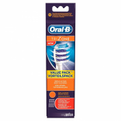 Oral-B Trizone Electric Toothbrush Replacement Heads - 8 Pack