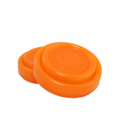 LidLover Silicone Food Cover Lids for Cans/Jars and Mugs, 2 - 8.9cm
