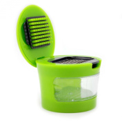 Garlic Crusher Dicer Kitchen Gadget