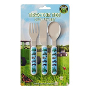 Tractor Ted Cutlery Set